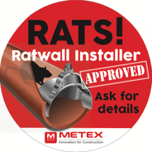 Metex Ratwall Approved Installer